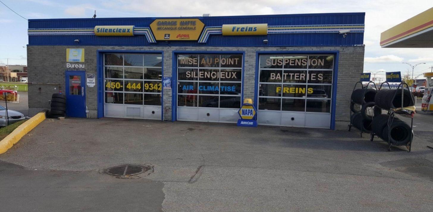Local louer ca le 1 site d 39 annonces commercial au for Garage mecanique auto a louer